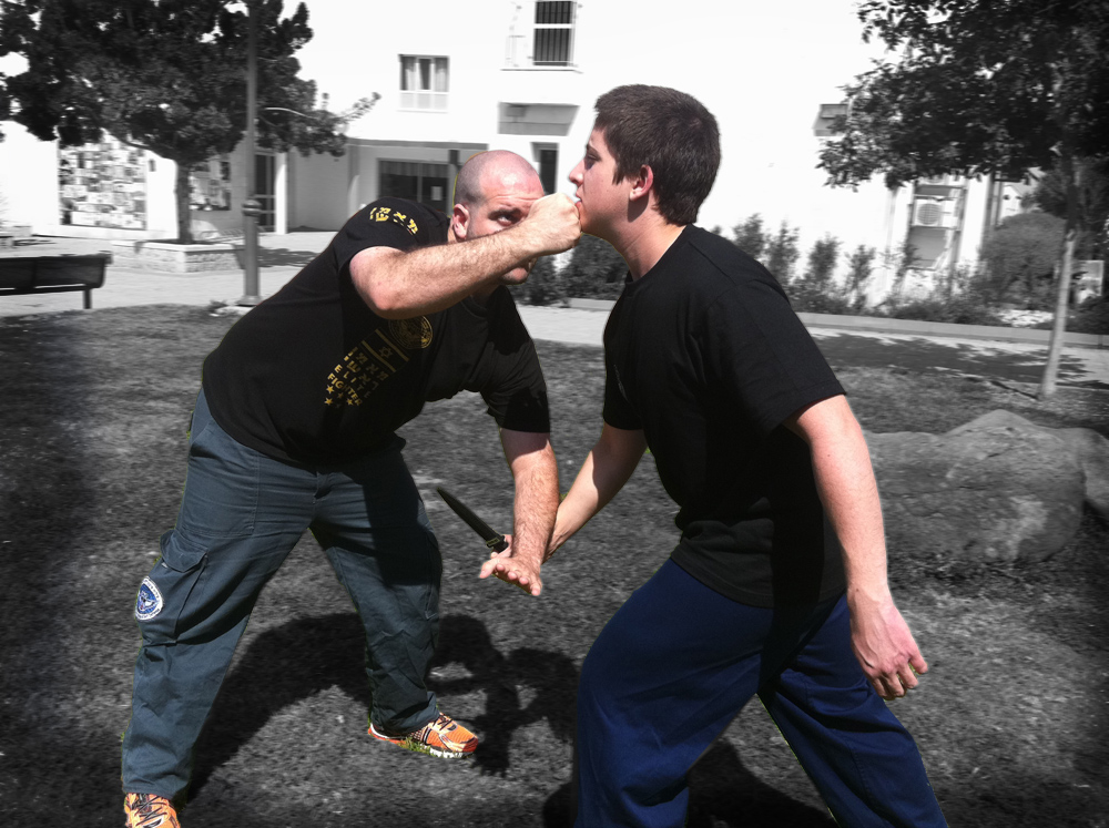 self-defense seminar for Jewish communities