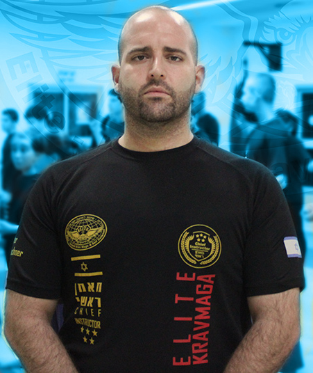 Master Matan Bochner - Elite kravmaga chief instructor